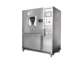 Sand and Dust Testing Environmental Test Chamber LCD Touch Screen