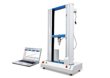 kualitas baik Lab Test Machines & Universal Tensile Strength Testing Machine TM2101 Software Control System Dijual