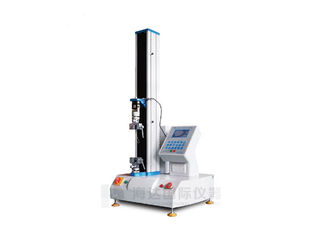 kualitas baik Lab Test Machines & Electronic Single Column Machine Tape Peel Material Tensile Testing Equipment Dijual