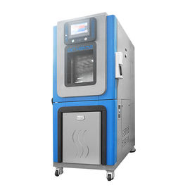 kualitas baik Lab Test Machines & ISO Certificated Canstant Humidity Temperature Environmental Testing Chamber Dijual