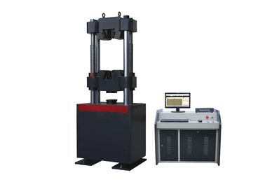 kualitas baik Lab Test Machines & Universal Computer Control Hydraulic Tensile Testing Lab Test Machines For Strength Tensile Test Dijual