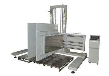 kualitas baik Lab Test Machines & ASTM D6055 ISTA Packaging Testing Equipment For Clamp Force Testing​ Dijual
