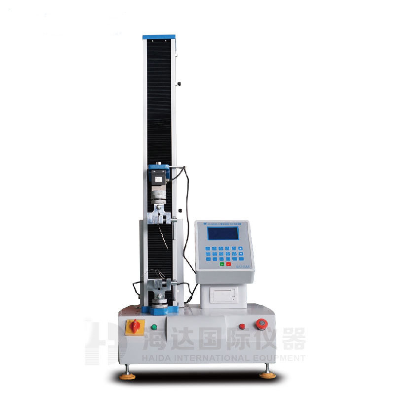 Laboratory Peel Adhesion Rubber Tensile Test Machine Panasonic Servo Motor  ASTM ISO DIN GB