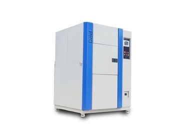 High Accuracy Thermal Shock  Air Test Chamber Shock Thermal Tester PID+SSR(control method)