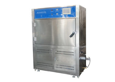 UV Accelerated Aging Test Chamber Dengan LCD Touch Screen Controller
