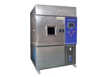 Suhu Dingin Adjustable Xenon Lamp Accelerated Aging Test Chamber