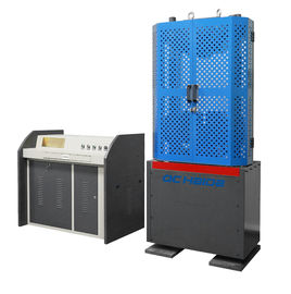 300KN Universal Hydraulic Tensile Testing Machine with Computer Control