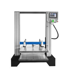 Cina LCD Carton Compression Test Machine Untuk ISTA Packaging 2T Capacity pabrik